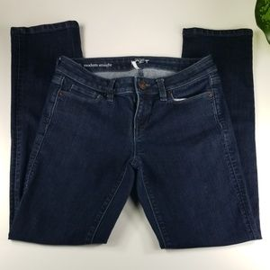 LOFT modern Straight Jeans Womens 26/2P